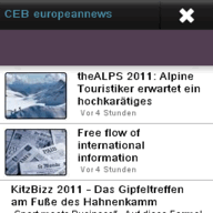europeannews-app für Nokia